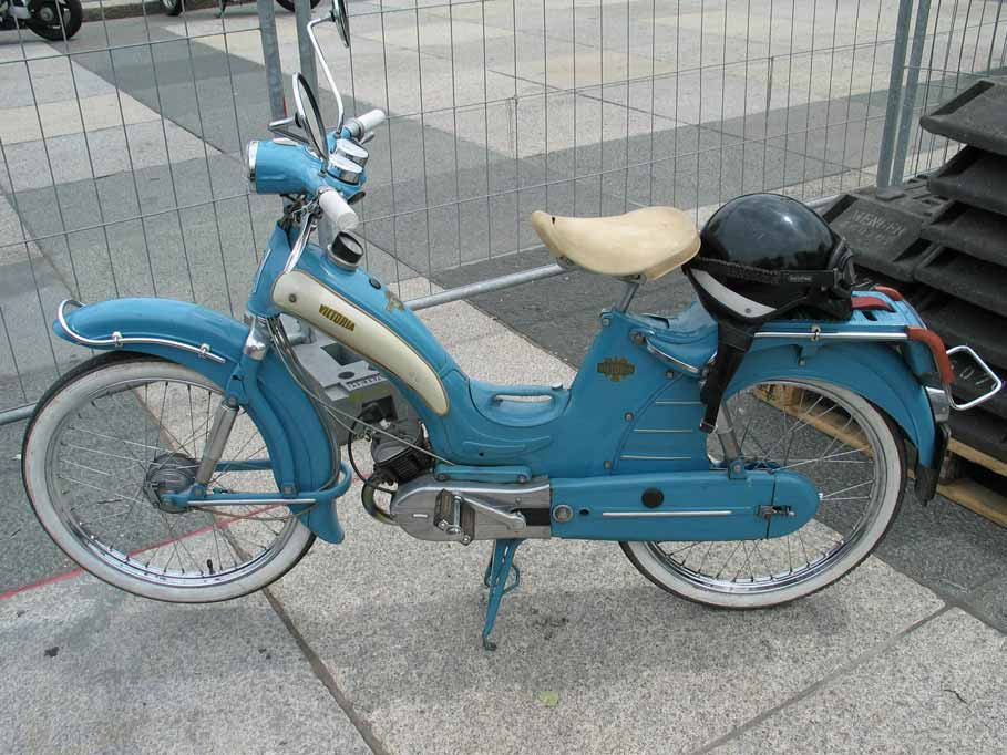 Victoria Mopeds