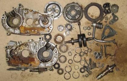 Motor Instandsetzung / Überholung