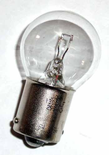 Vorderscheinwerfer Birne 6Volt BA15