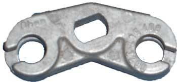 Schaltwippe/Schalthebel Motor 801/805