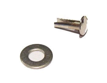 Spreizniet Set für Gummiplatte Typ 115/155