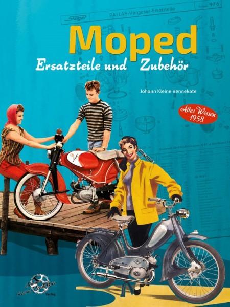 Moped Ersatzteile und Zubehör - Altes Wissen 1958