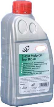Motoröl 2-Takt Teilsynthetisch
