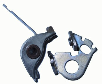 Unterbrecherkontakt Zweirad-Union Motor Typ 803/804/805 - BOSCH