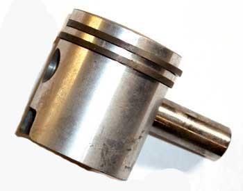 DKw Hummel Übermass-Kolben für Motor Typ 803 / 804 / 805 - Ø 40.25mm